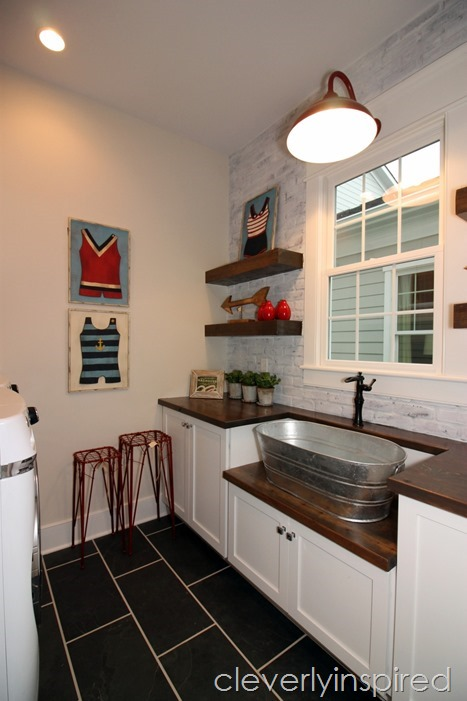 farmhouse laundry room @cleverlyinspired (7)