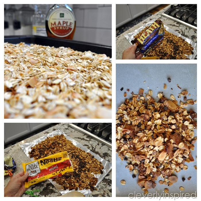 homemade samoa granola @cleverlyinspired (1)