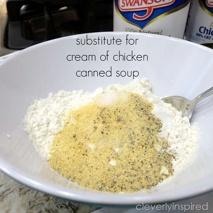 substitute for cream soup base @cleverlyinspired (1)