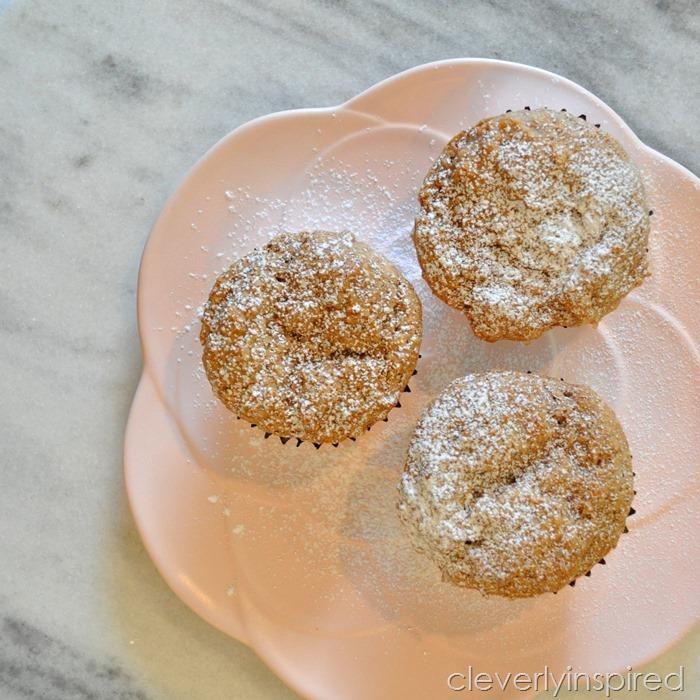 low sugar cinnamon muffin @cleverlyinspired (5)