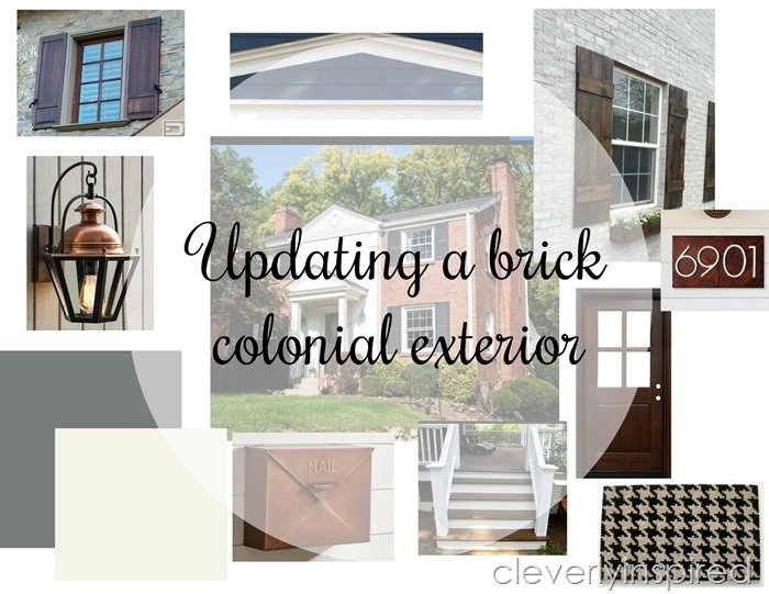 updating a brick colonial cleverlyinspired (1)