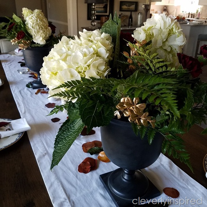 DIY flower arrangement @cleverlyinspired (8)