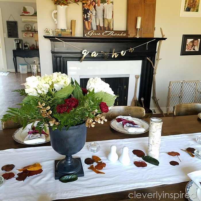 DIY flower arrangement @cleverlyinspired (9)