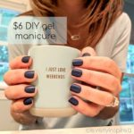 Latest obsession: DIY $6 Gel Manicure (How to use ImPress Nails)